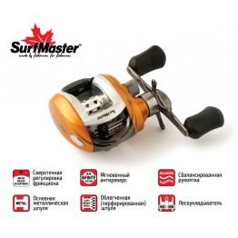 Мультипликаторная катушка Surf Master Silver Flash SF 20L